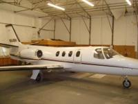 November 2010 SPECIFICATION SHEET: 1983 Cessna Citation