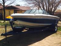 I have a 1983 chaparral ski boat with a
