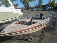 1983 Checkmate Eluder Boat is located in