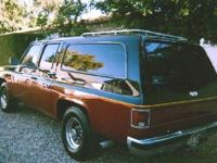 83 STARCRAFT SUBURBAN, Garage kept, non-smoking. GMC,