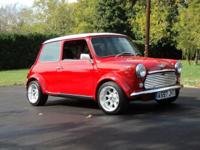 1983 Mini Cooper A great Right-hand Drive mini for