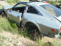 I am parting out this Datsun/Nissan 280 ZX 2 +2. Email
