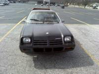CALL FOR PICS  1983 DODGE RAMPAGE P'UP 4CYLINDER