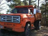 1983 dump truck, will sell for $1950.00 or willing to