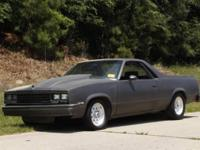 1983 Chevrolet El Camino - 350ci V8 w/ 1500 miles since