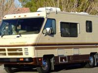 1983 Fleetwood 27' Southwind with 61, 000 miles,