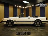 1983 Ford Mustang GLX Convertible for sale! Are you