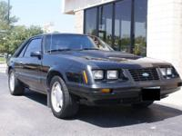 Looking for a Fox Body Mustang?? Here is a 1983 Ford
