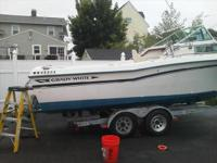 1983 Grady-White Seafarer 22 Please call boat owner