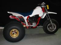 Hello There. I have for sale--. 1983 Honda Atc 250R.