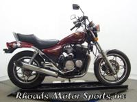 1983 Honda CB550SC Nighthawk with 5,553 Miles. Lastly,