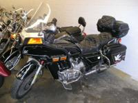 1983 Honda Gold Wing A little TLC gets you riding one