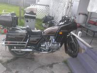 Selling my 1983 goldwing Interstate has about 64000