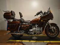1983 Honda Honda Goldwing 1100 Interstate Aftermarket