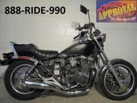 1983 Honda CB550 motorcycle for sale only $899! Runs