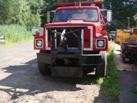 Allison Auto Dt 466 4-way plow good rubber Please call