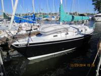 The Irwin 34 is in many aspects a common Irwin boat. It