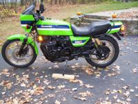 1983 Super Bike Replica with low miles in which I have