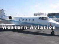 Western Aviation is proud to present this 1983 Lear 55