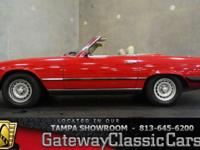 Stock #580-TPA 1983 Mercedes Benz 380SL  $16,995