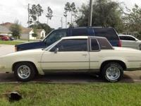 1983 Oldsmobile Cutlass Supreme 3.8 v6 and th350 trans