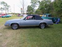 This Olds Cutlass Calais just might be the vehicle for