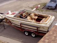 1983 Sea Ray SRV 225. This vessel is currently located
