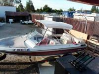 Boat Type: Power What Type: Bowrider Year: 1983 Make: