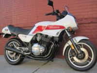 INITIAL OWNER 1983 SUZUKI GS 750 ES WITH 14000 ORIGINAL