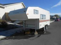 This trailer is in great condition and is very clean.