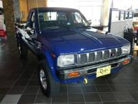 New In Stock.. 4 Wheel Drive!!!4X4!!!4WD! This Blue