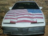 I have a 1983 Trans Am 25th Aniversary Daytona 500