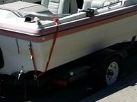 "I have a 16'6""1983tri-stariiii. o. outboard for sale."