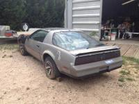 1983 WS6 Pontiac Trans Am 60,000 miles all original