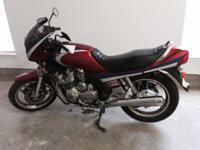 Estate Sale: 1983 Yamaha XJ900, shaft drive,