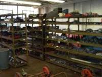 Hundreds of 1984 - 1990 Ford Bronco II / Ranger parts