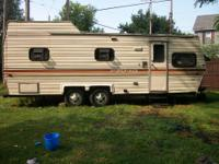 1984 Mallard 28 ft travel trailer/camper for sale. New