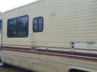 1984 31' Pace Arrow Motor Home Sleeps 6, Has 6 new