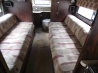 1984 chevy voque motor home R.V 107,000 miles sleeps 8