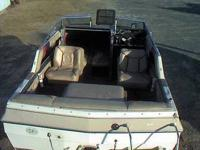 1984 Bayliner Capri Cuddy Cabin. Powered by a