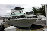 1984 Bluewater Yachts 47 Sedan. 1984 Bluewater Yachts