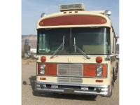 1984 Bluebird Wanderlodge , Allison Trans 540