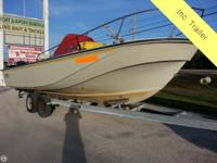 1984 Boston Whaler Outrage 25 1994 Mercury 2.5L w/low