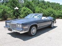 Just in is this beautiful 1984 Cadillac Biarritz
