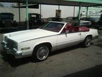 This One Owner Garage Kept 1984 Cadillac Eldorado