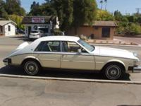 1984 Cadillac Seville Classic with Rolls Royce grille