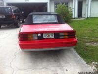 I HAVE AN 84 CAMARO CONVERTIBLE. IT HAS A 305 4 SPEED