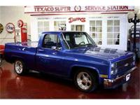 FABULOUS RUNNING AND DRIVING MILD CU 1984 Chevrolet C10