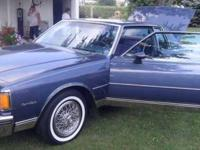 This 1984 Chevy Caprice Classic Is the only one in