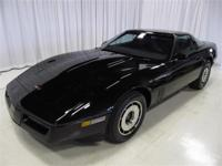 ABSOLUTE STUNNING 1984 CHEVROLET CORVETTE COUPE - AS